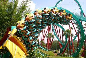 Busch-Gardens-Roller-Coaster