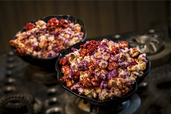 SW GE food popcorn