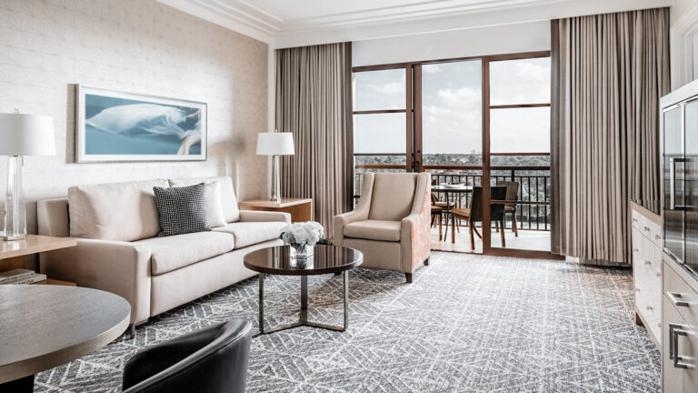 The rooms are impeccable at the four seasons