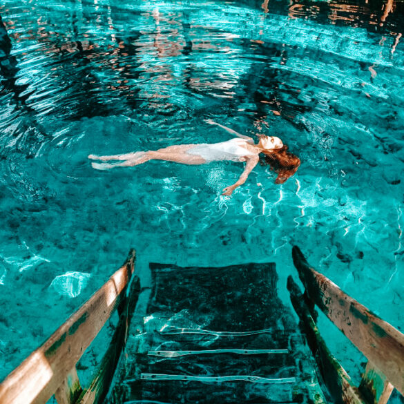 Live your best most blissful life when you visit the springs in Florida
