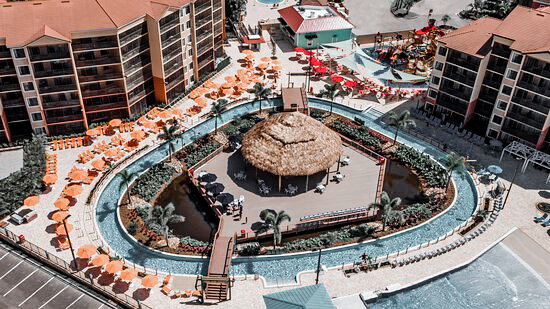 Lazy river, waterslides, wave pool, and cabanas, what else would you want?