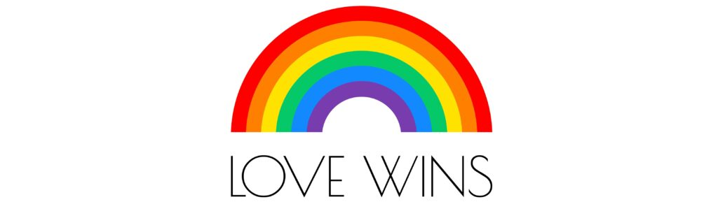 Love wins always for the LGBT community in Orlando
