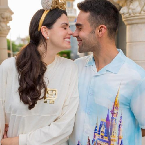 """The Disney Castle Collection is a new merchandise line that will launch as part of""""The World's Most Magical Celebration,""""an 18-month extravaganza that begins Oct.1 at Walt Disney World Resort in Lake Buena Vista, Fla. (Disney)"""